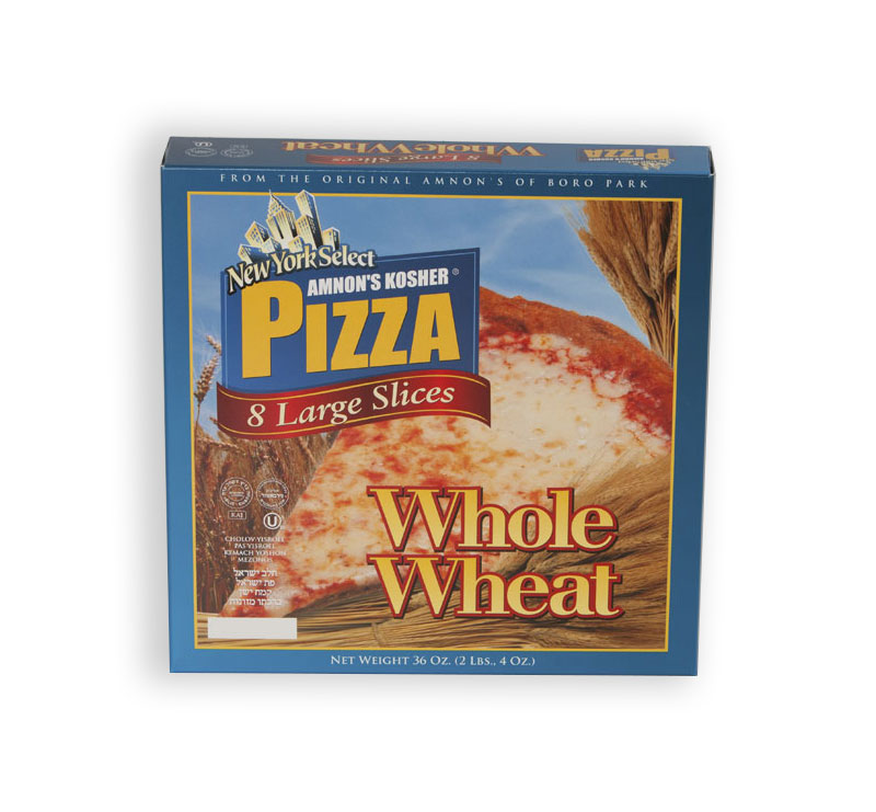 Amnons Whole Wheat Pizza